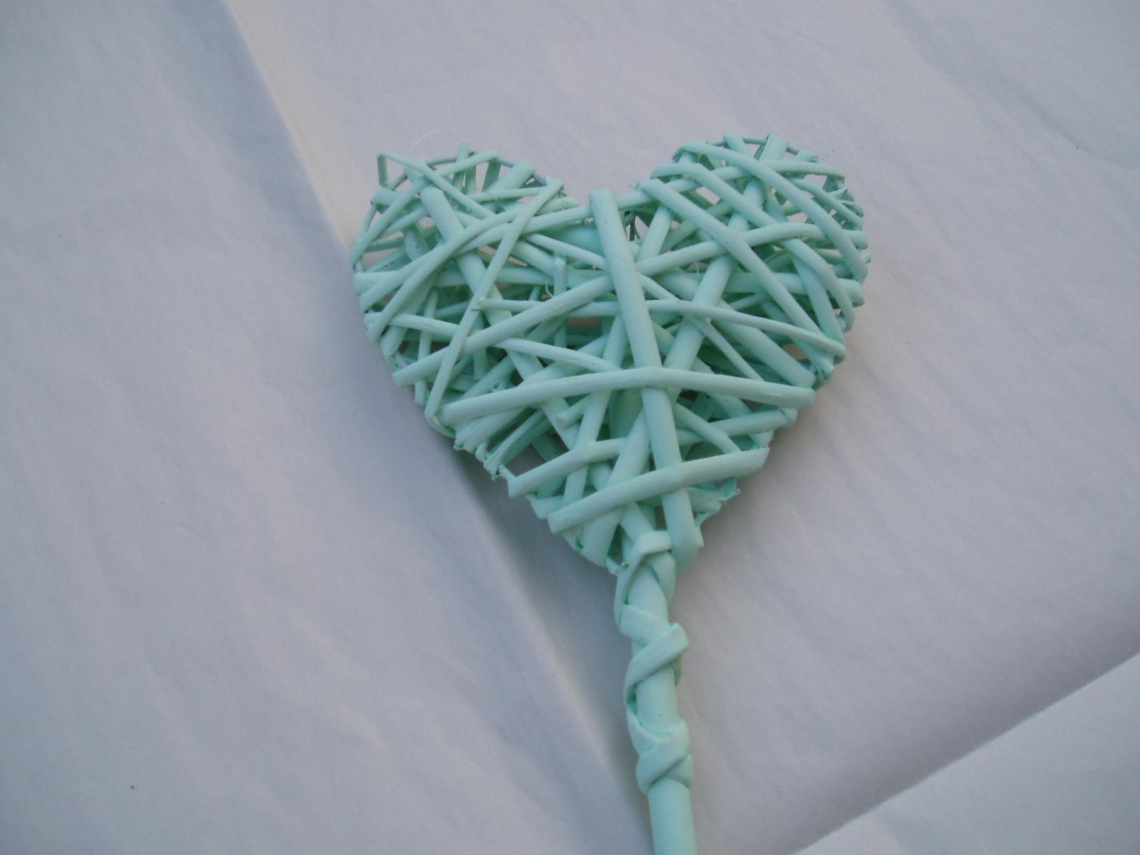 srdce na tyči - Obrázek č. 1