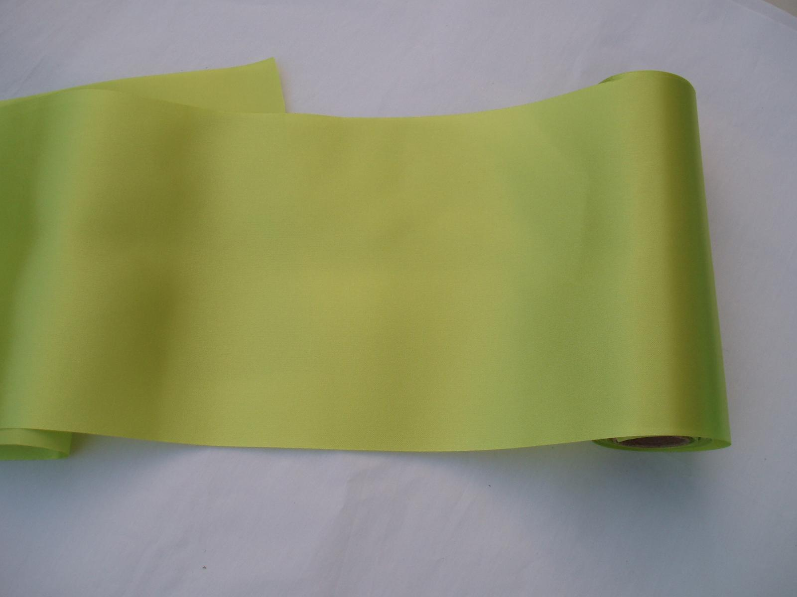 saténový pás-zelený - Obrázek č. 1