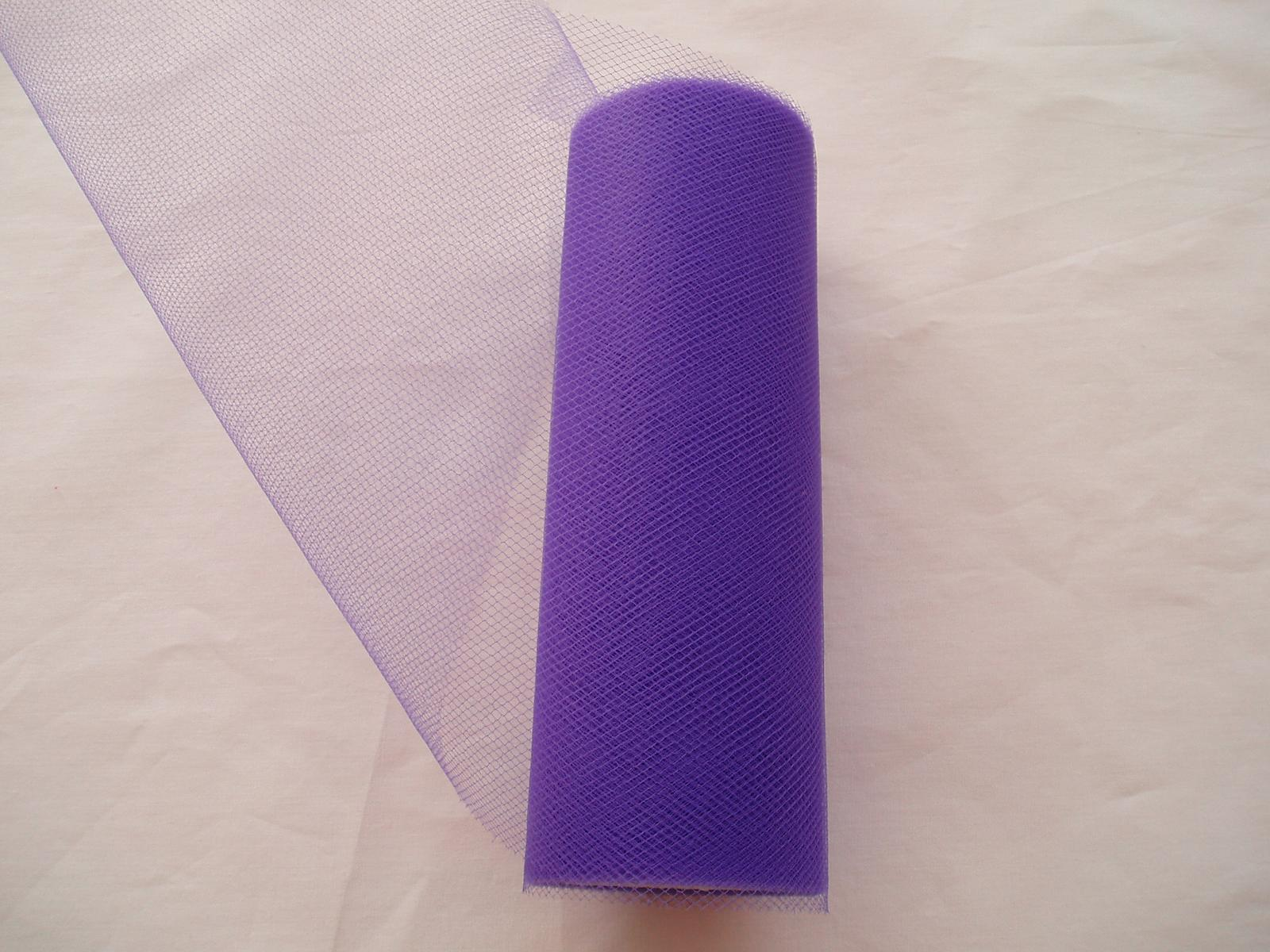 tyl fialový - Obrázek č. 1