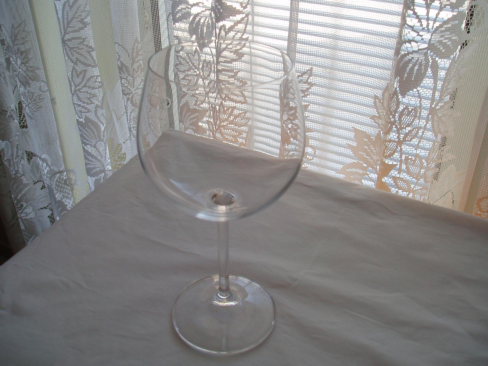 sklenice na víno-Bohemia - Obrázek č. 1