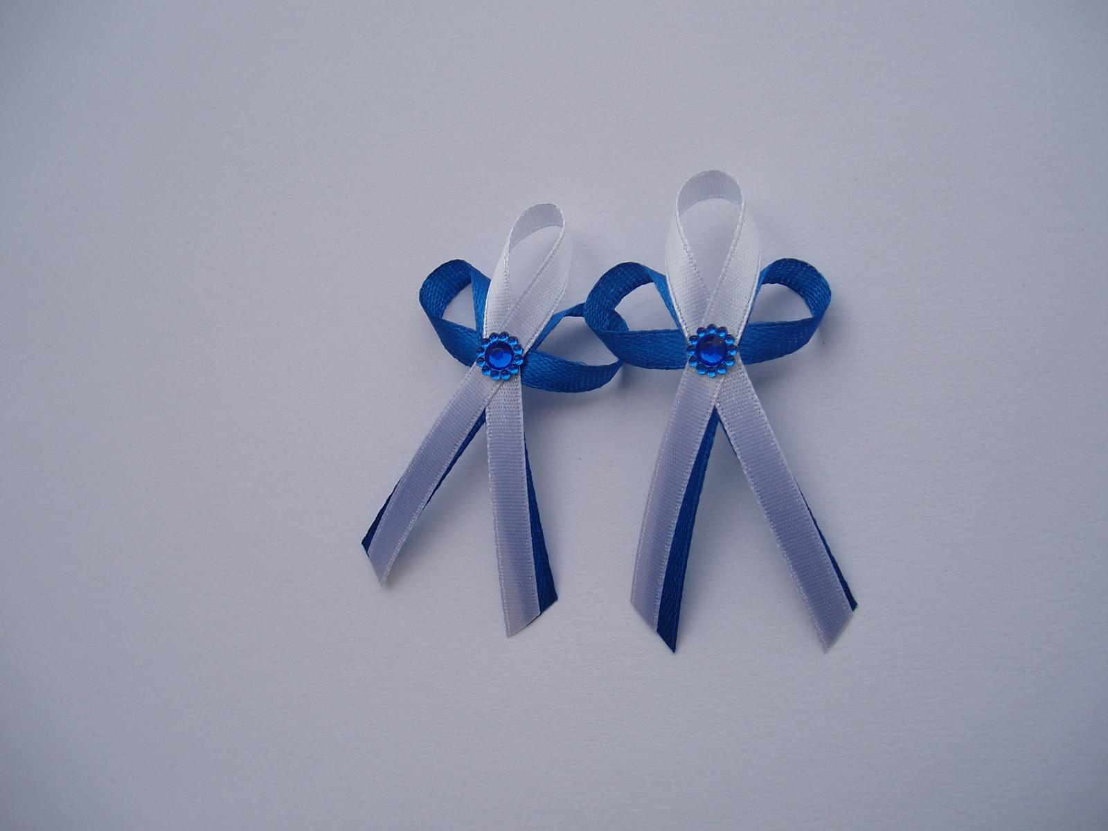 vývazek modrý - Obrázek č. 1