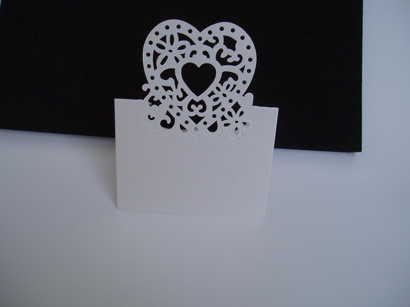 jmenovka-srdce - Obrázek č. 1