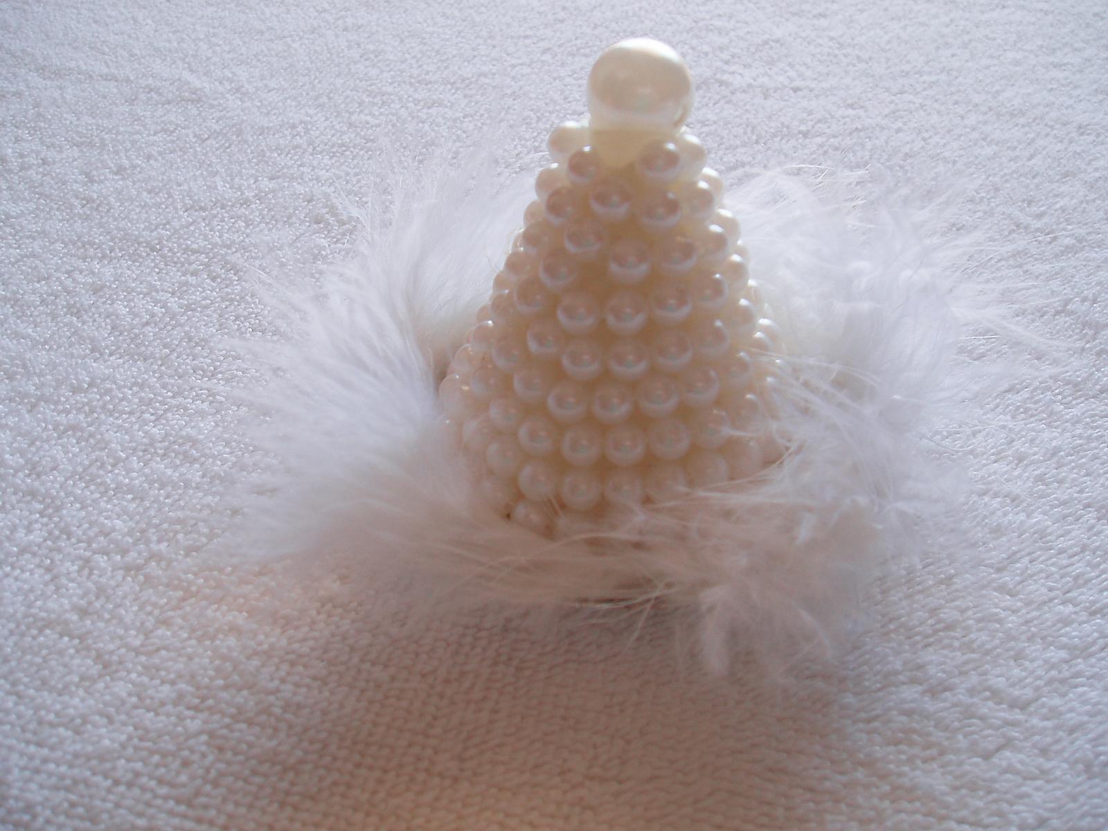 dekorační jehlan - Obrázek č. 1