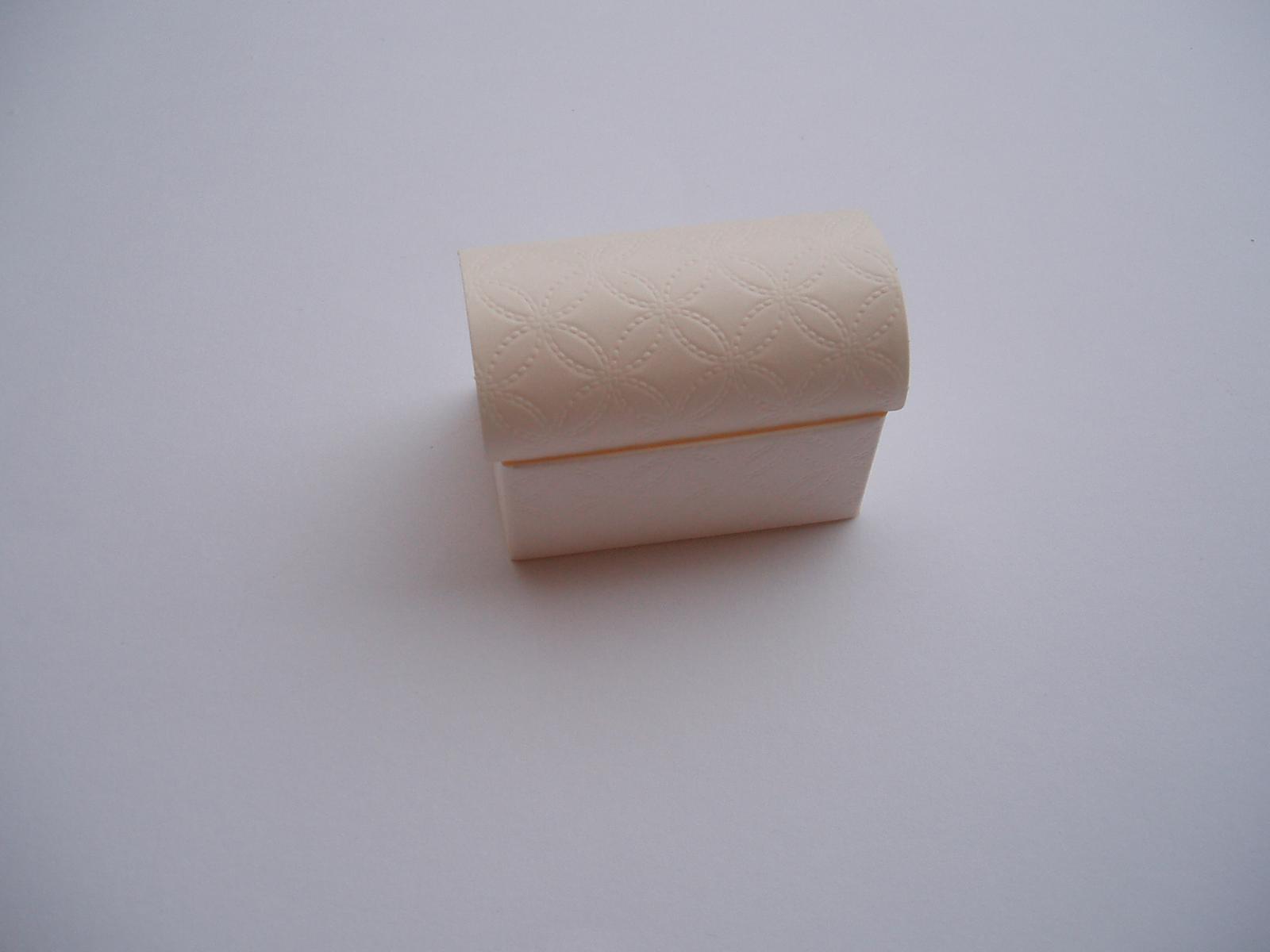 krabička orient bílá - Obrázek č. 2