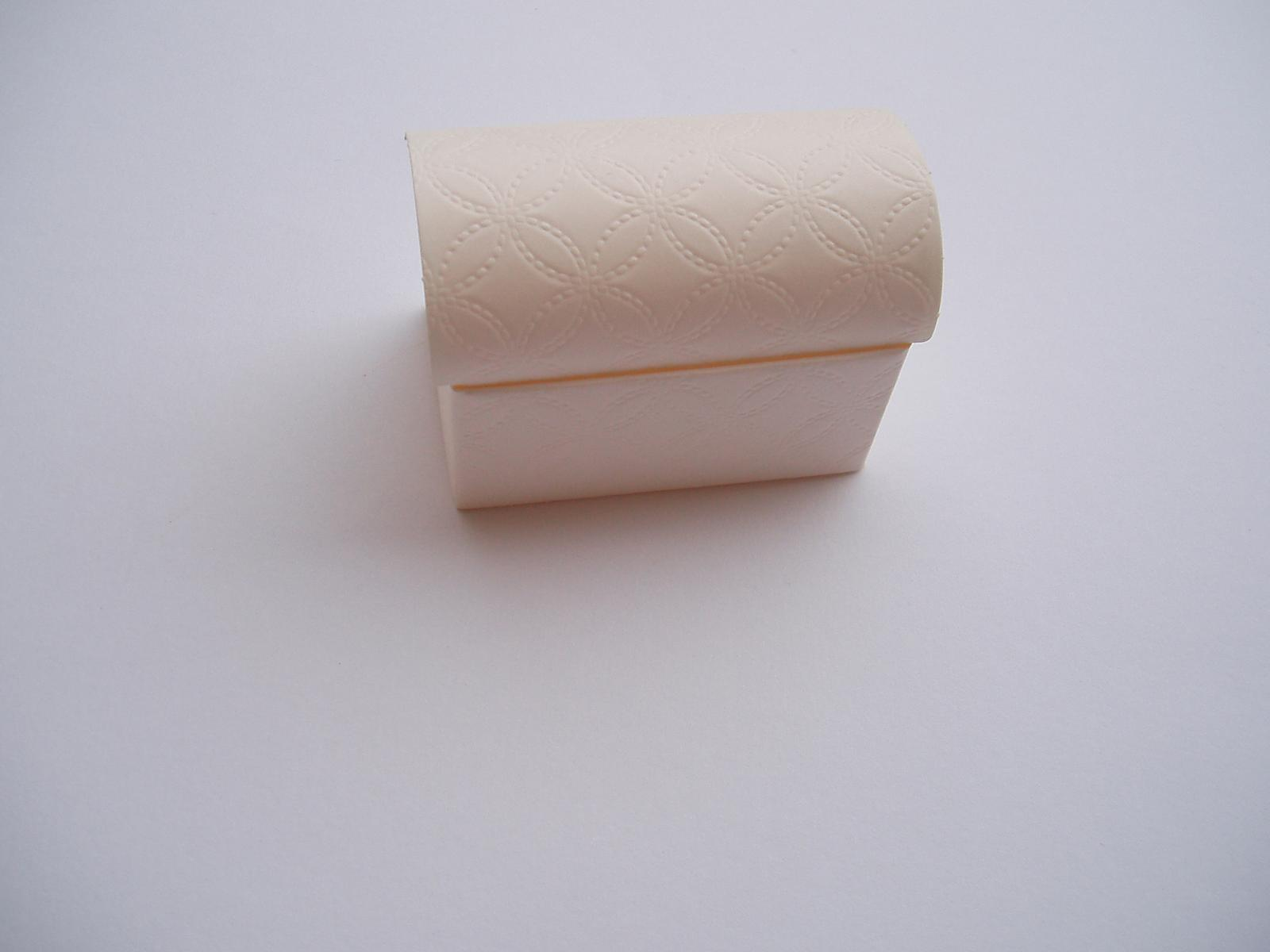 krabička orient bílá - Obrázek č. 3