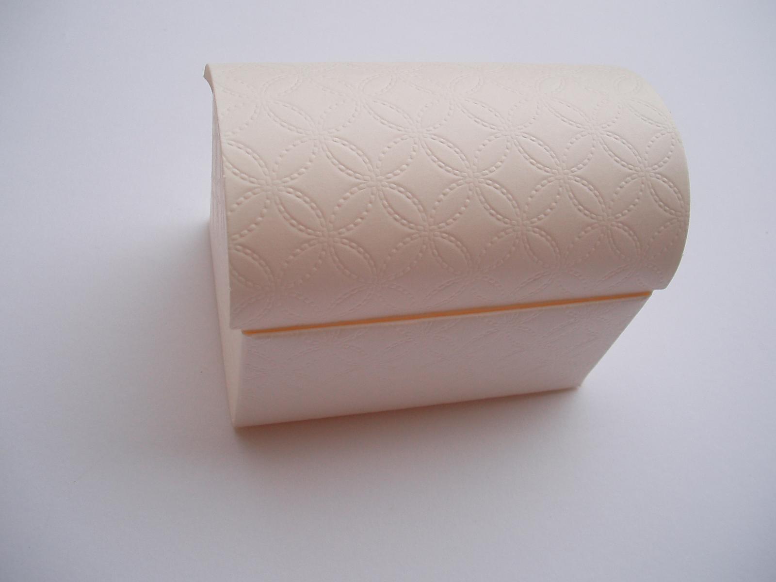 krabička bílá - Obrázek č. 2