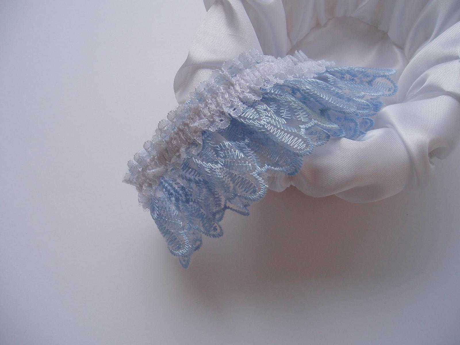 podvazek modrý - Obrázek č. 1