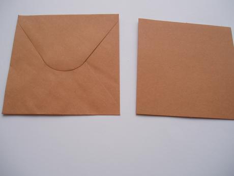 obálka s kartou - Obrázek č. 1