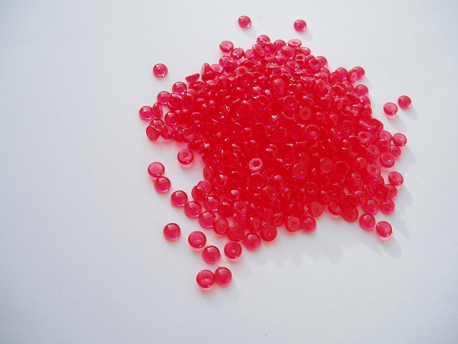 kapky rosy-červené - Obrázek č. 2
