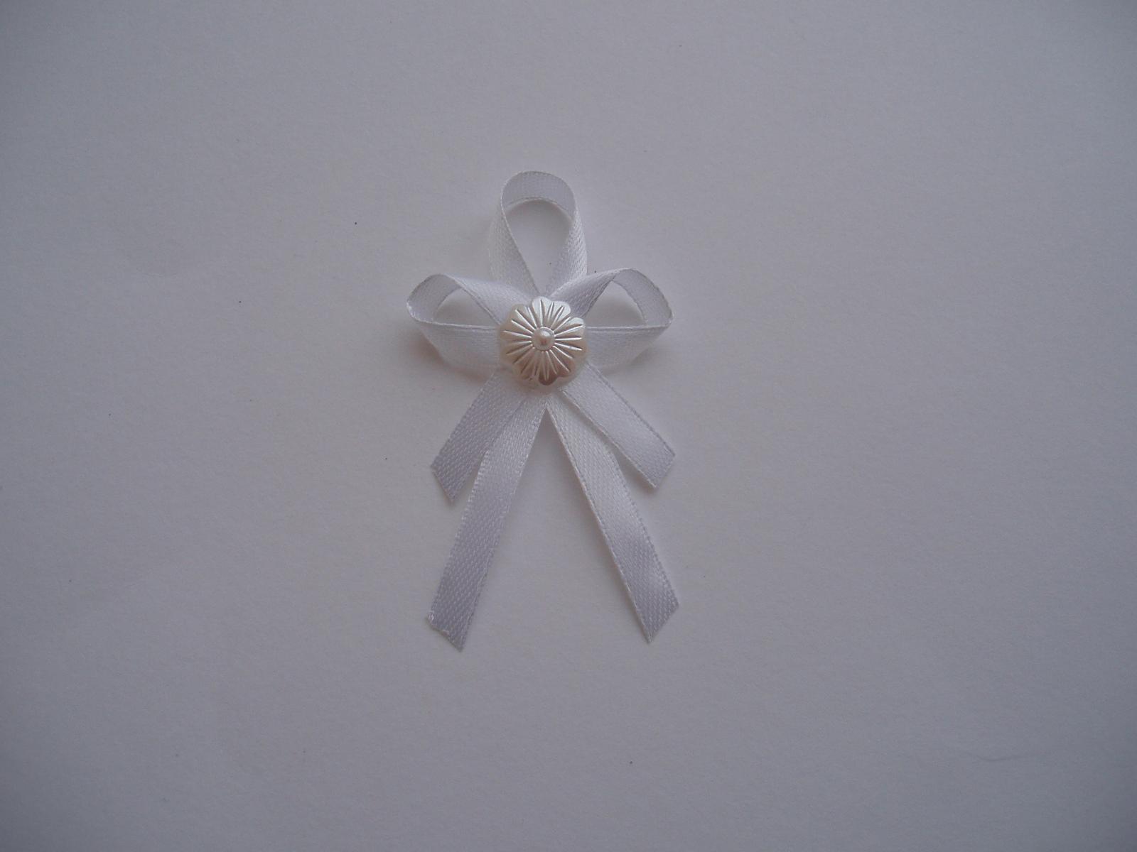 vývazek bílý - Obrázek č. 1
