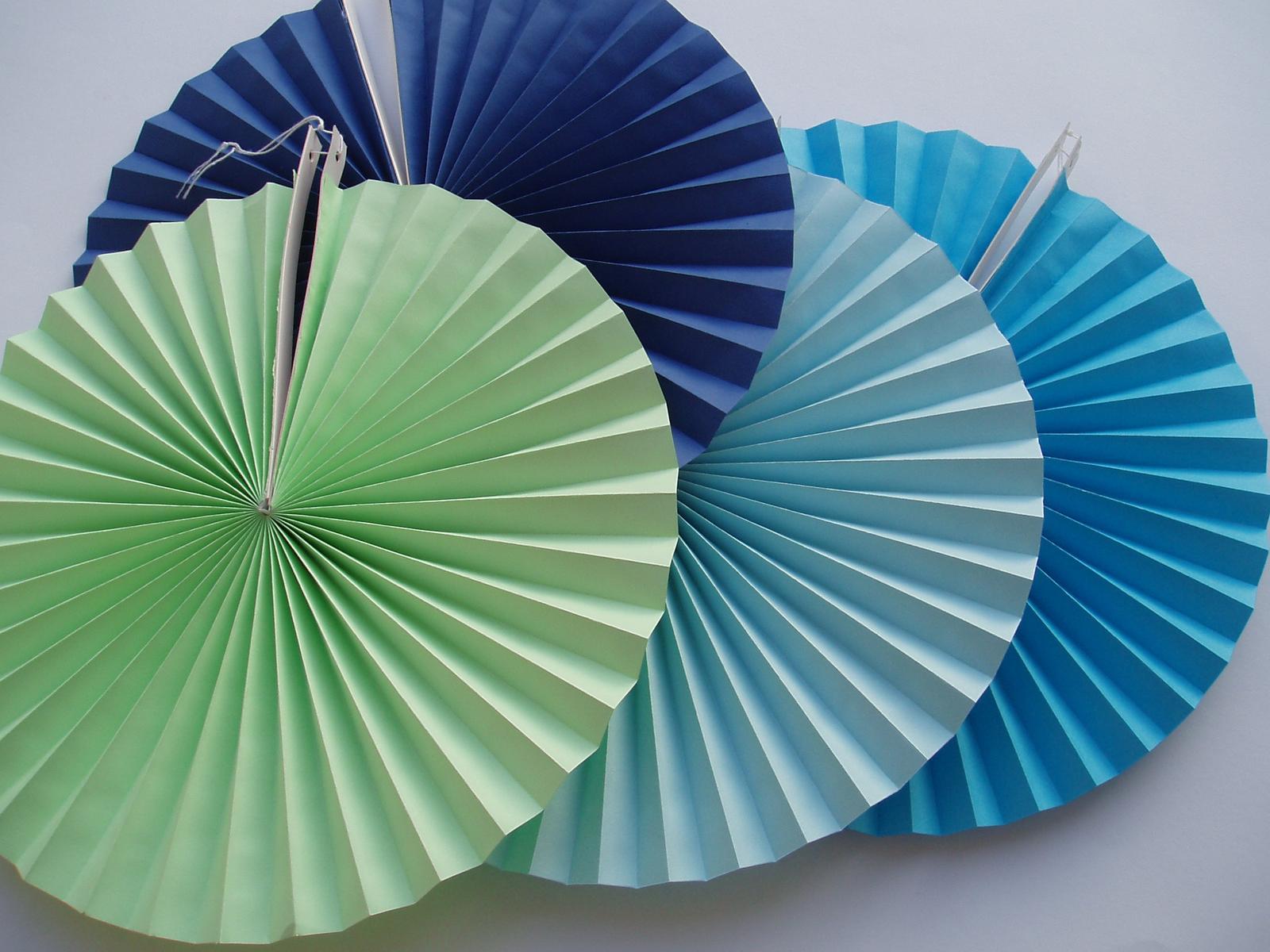 rozeta tmavě modrá - Obrázek č. 1