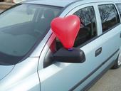 latexový balónek-srdce,