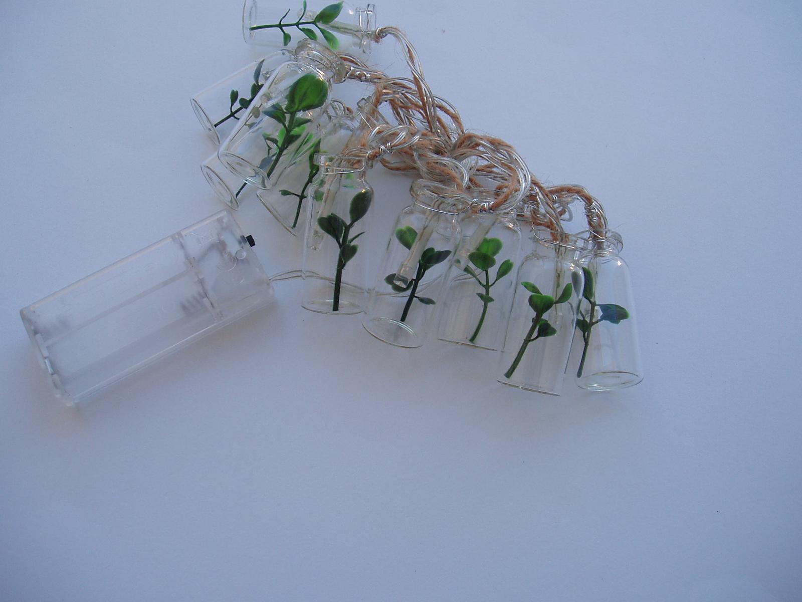 světelný řetěz-sklo - Obrázek č. 4