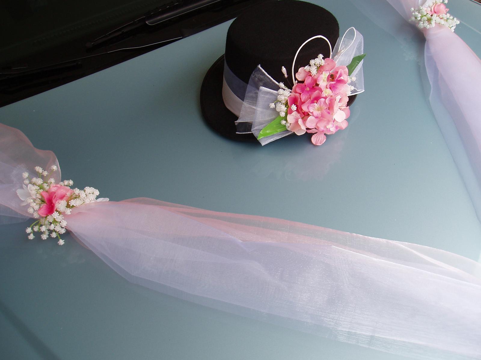 svatební set-růžový - Obrázek č. 1