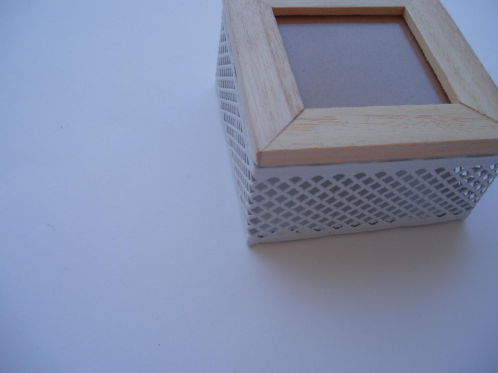 krabička pod prstýnky - Obrázek č. 2