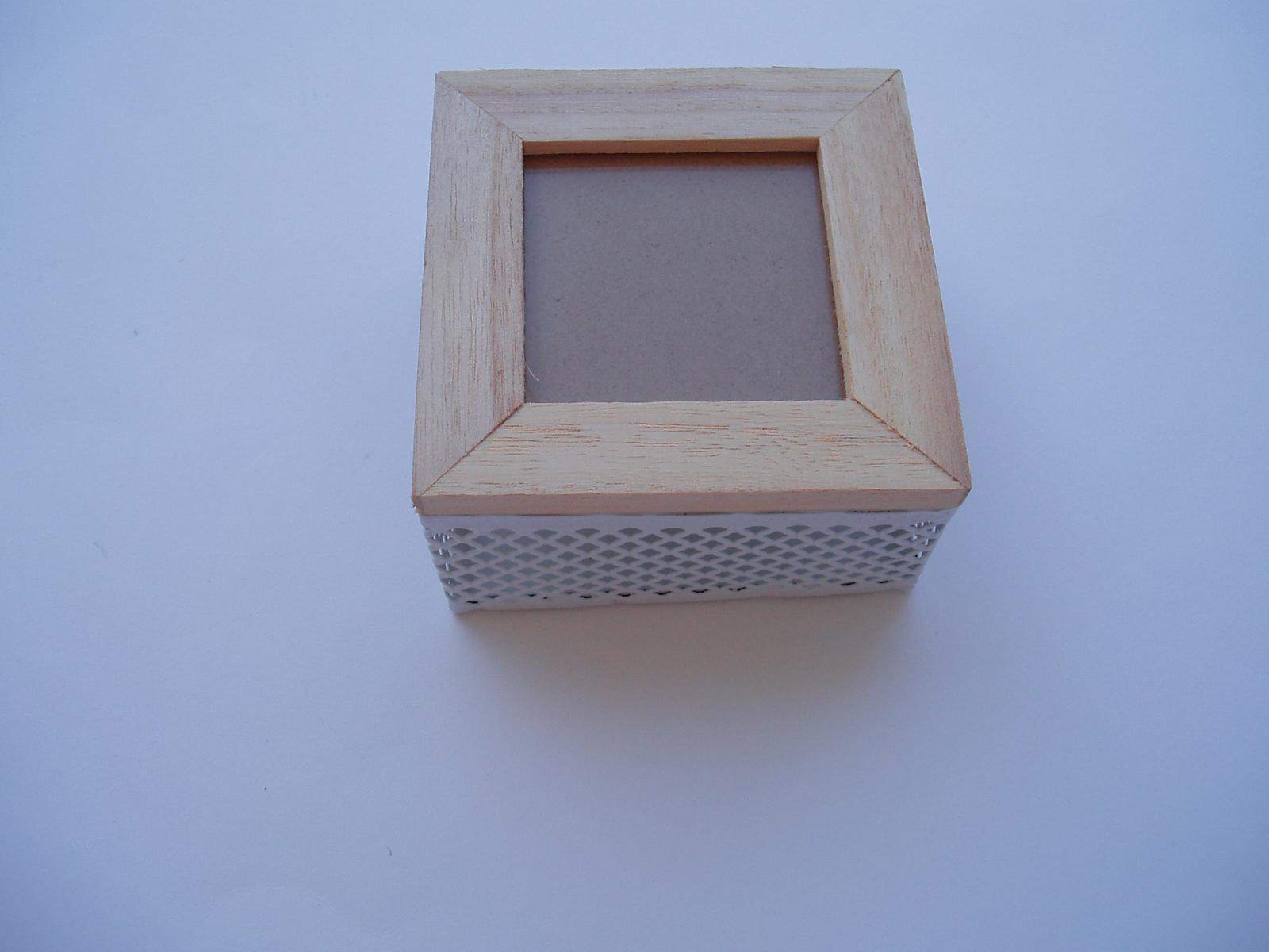 krabička pod prstýnky - Obrázek č. 3