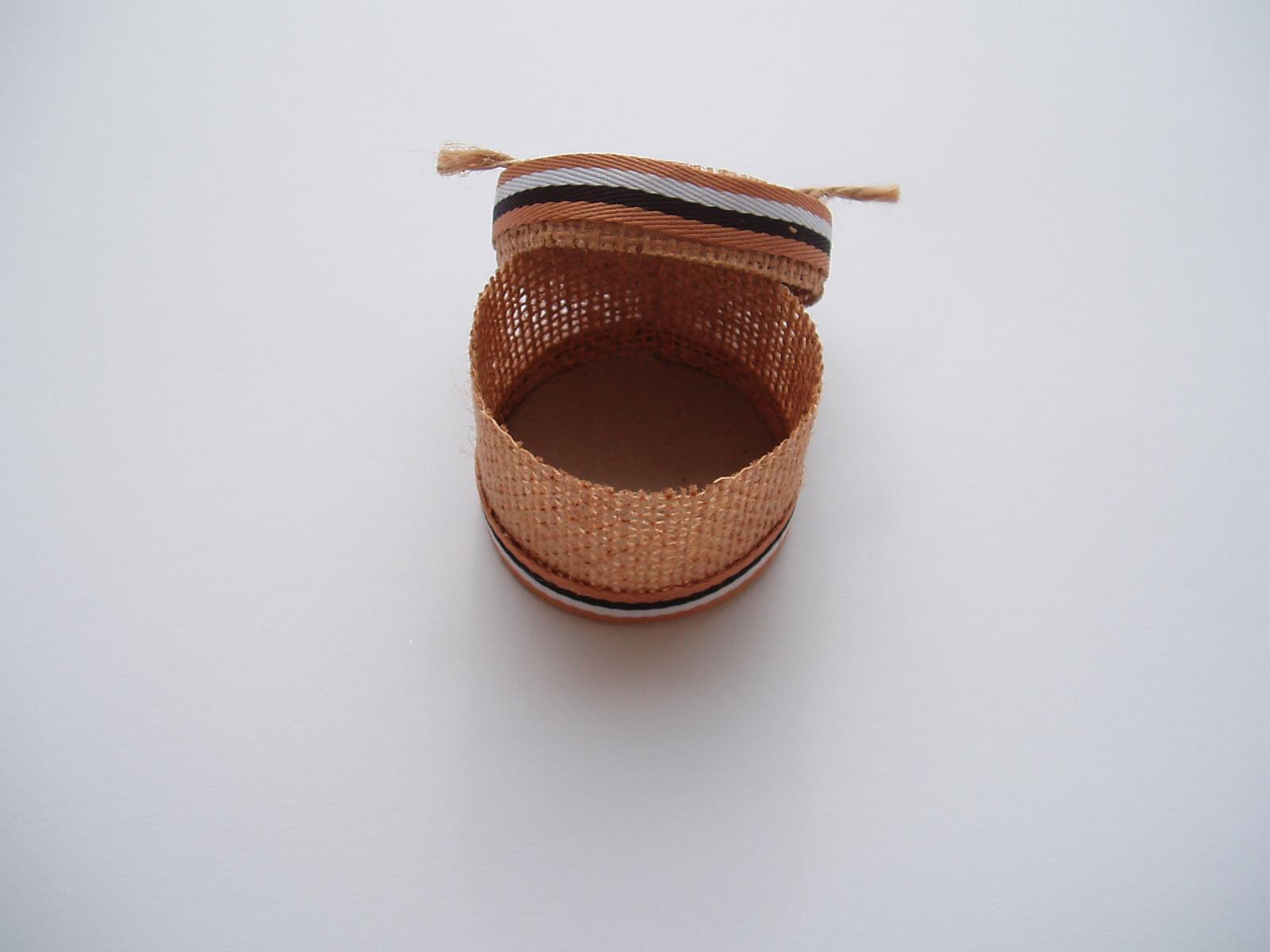 jutová krabička - Obrázek č. 4