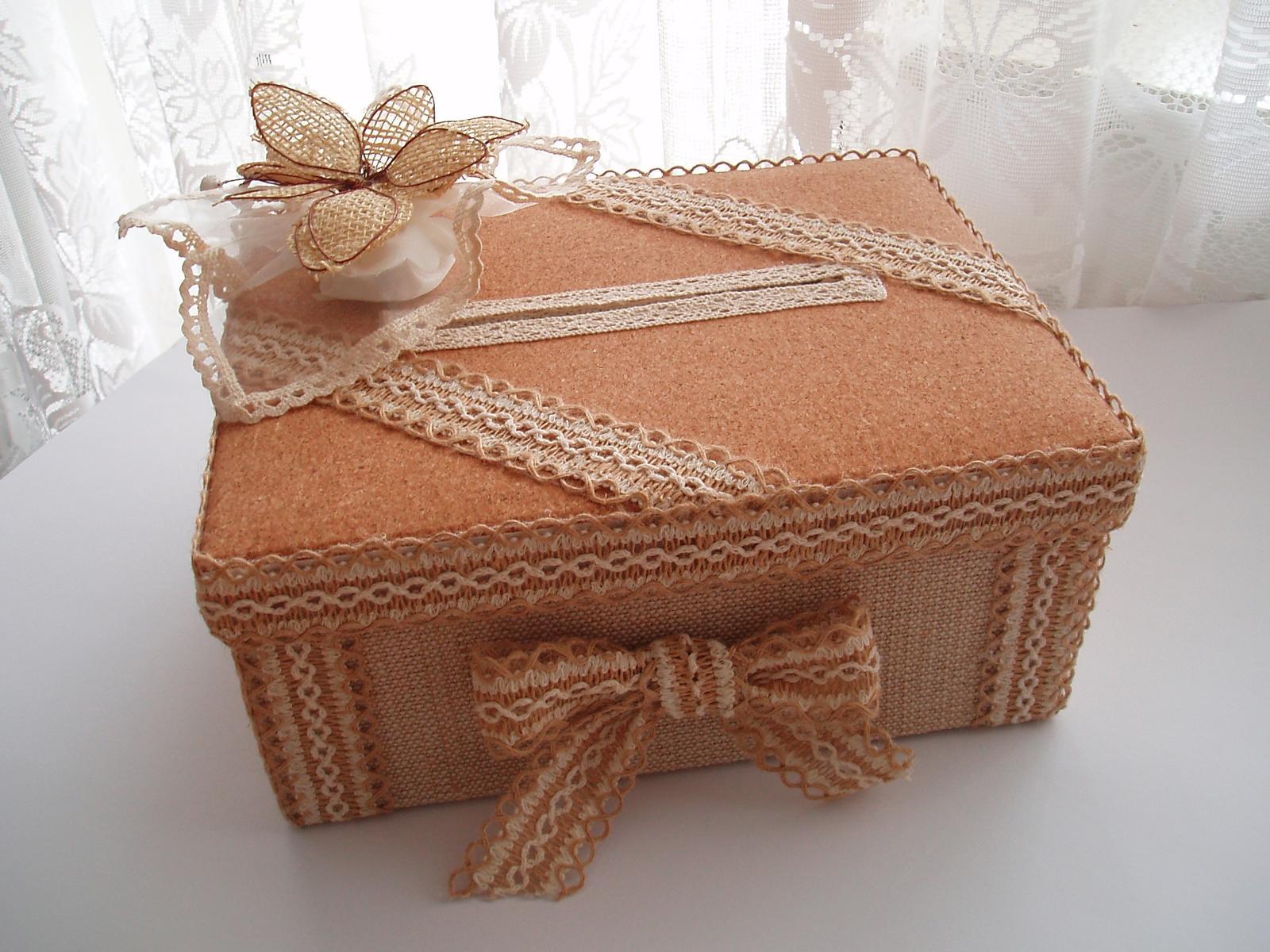 krabička na přání - Obrázek č. 1