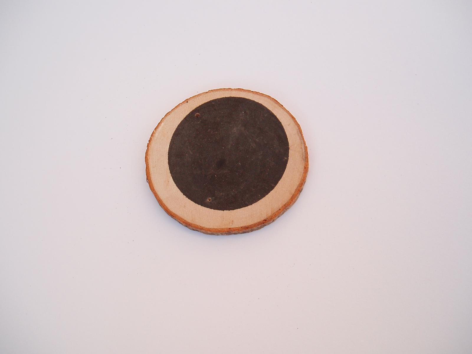 dřevěné kolečko na psaní - Obrázek č. 1