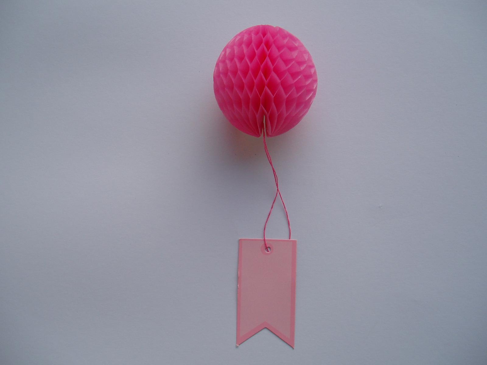 honeycomb se štítkem-růžový - Obrázek č. 1