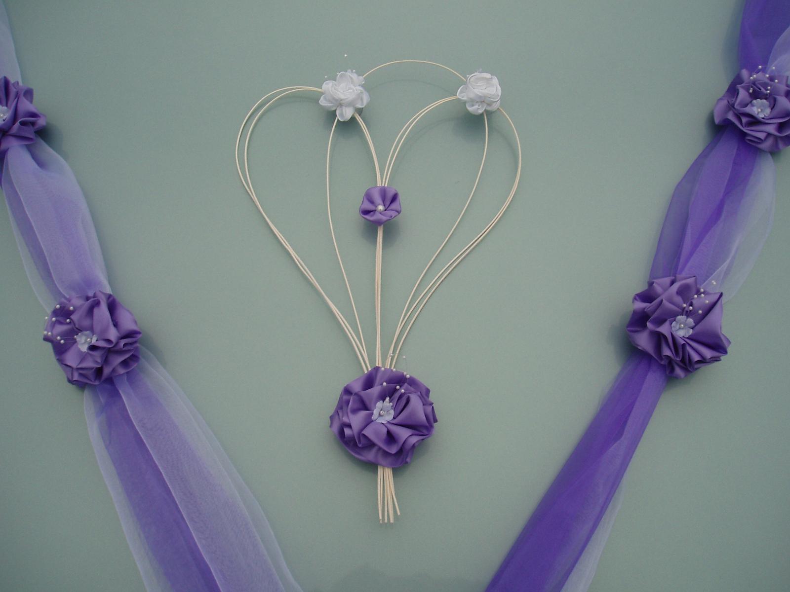 dvojšerpa-ručně šité květy - Obrázek č. 1
