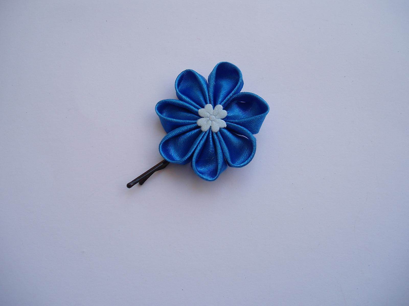 květinová sponka - Obrázek č. 1