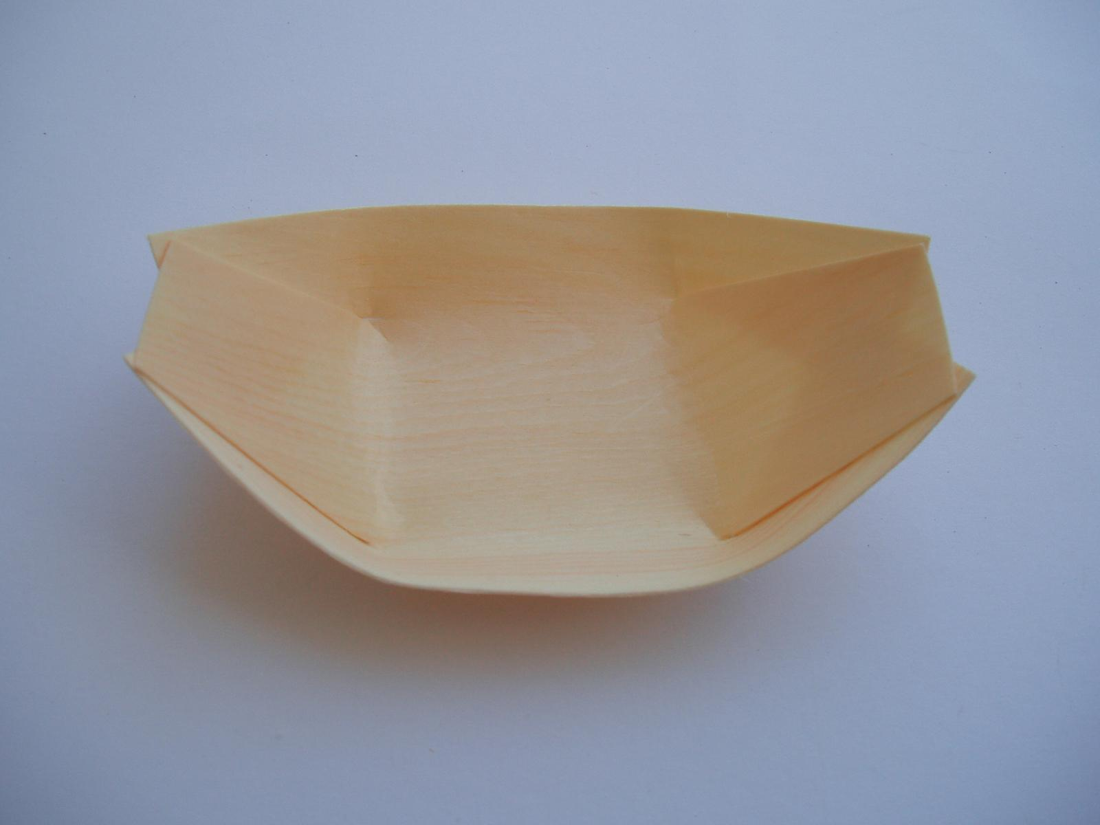 miska lodička - Obrázek č. 1