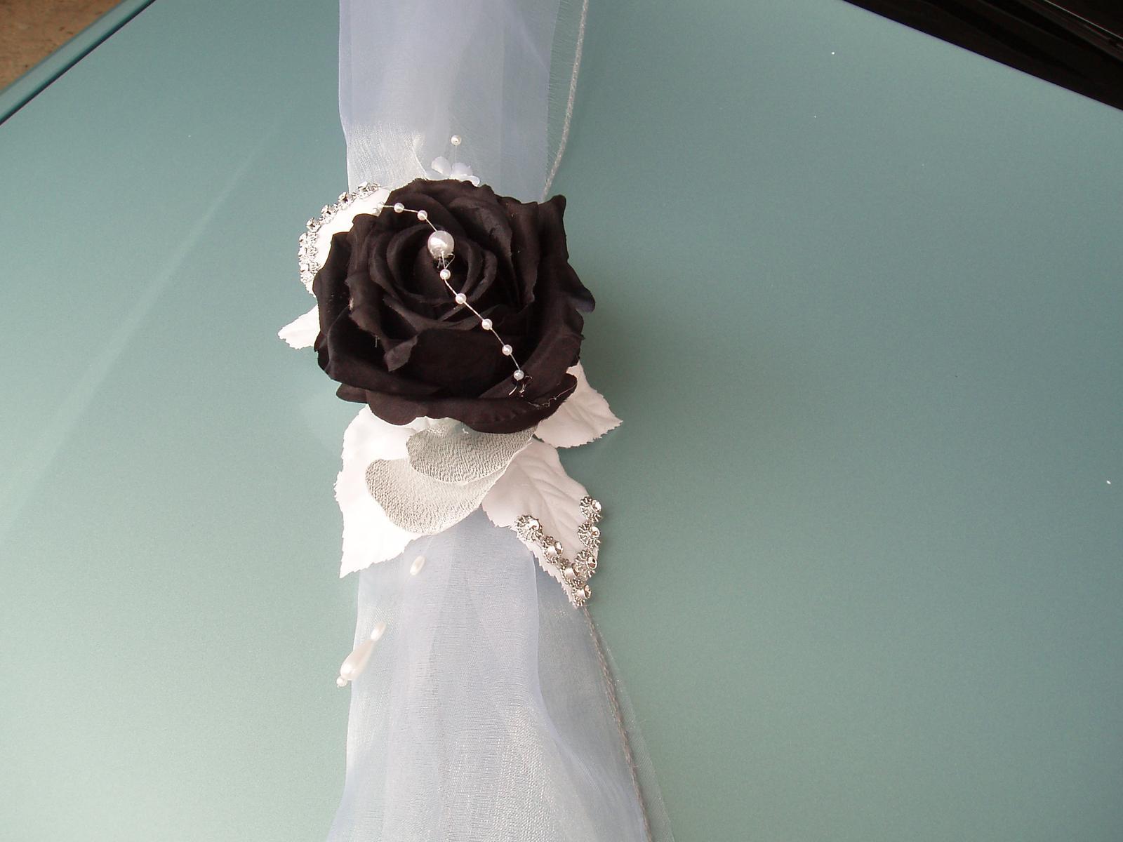 dvojšerpa bílo-černá - Obrázek č. 3