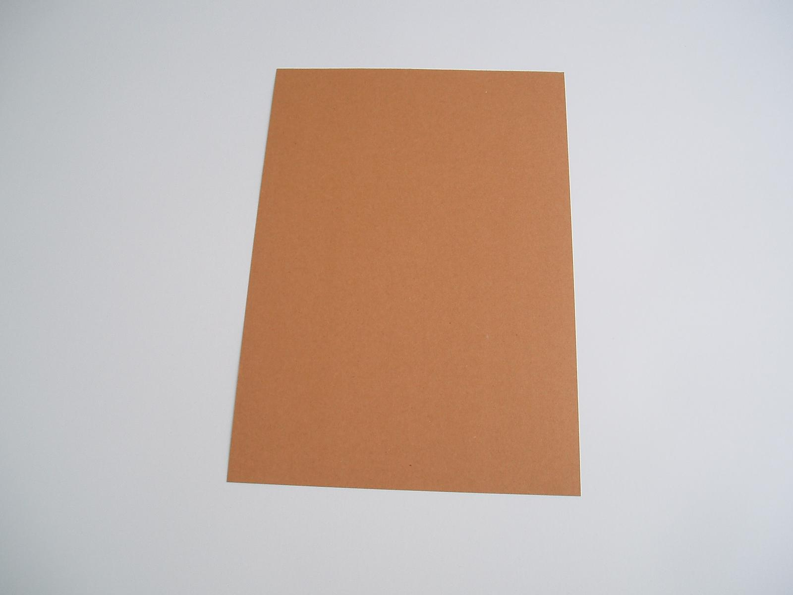 kraftový papír - Obrázek č. 3
