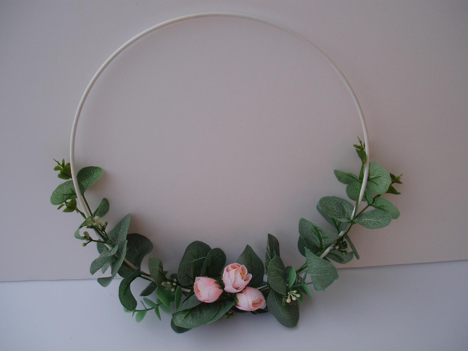 květinový kruh - Obrázek č. 1