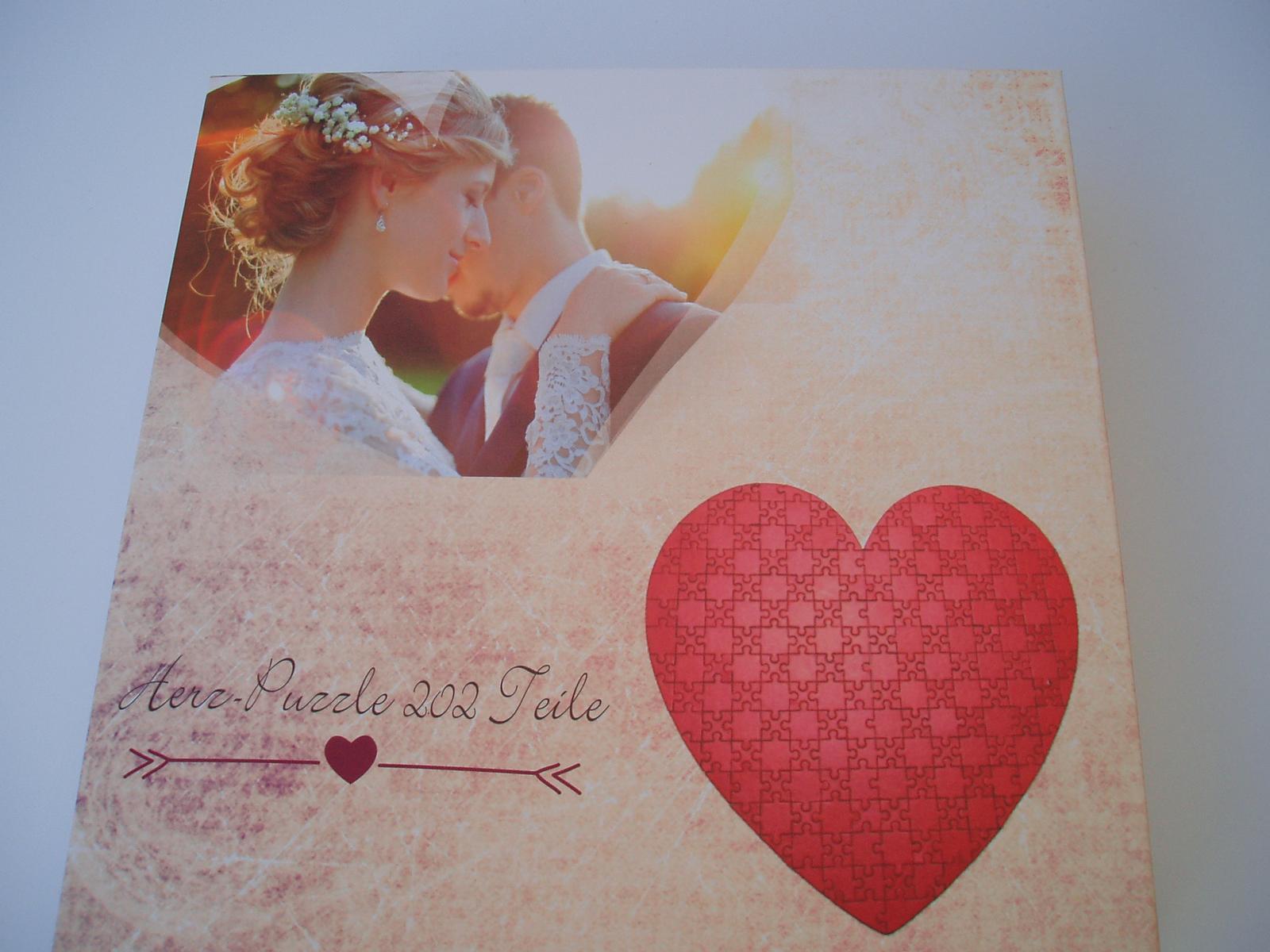 puzzle srdce - Obrázek č. 1