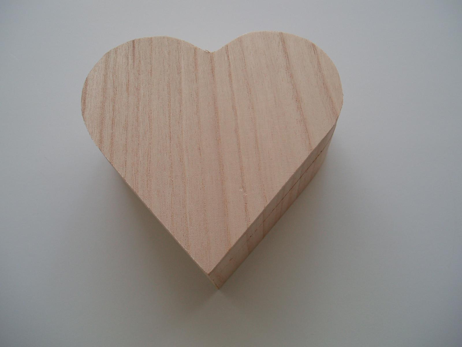 krabička srdce - Obrázek č. 1