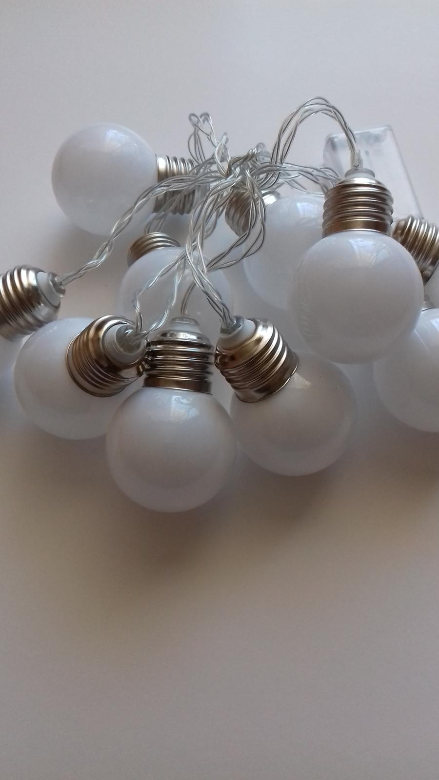 světelný řetěz-žárovky - Obrázek č. 3