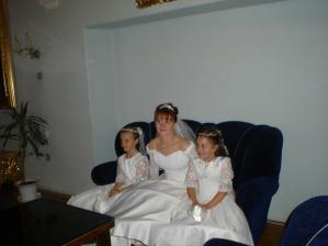 to sú moje dve krsné detičky