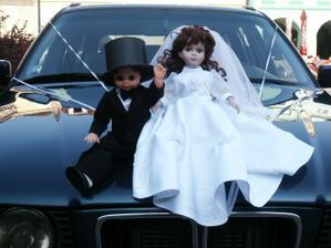 Náš ženich s nevěstou