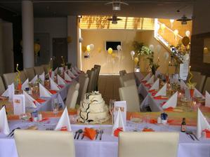 naše svatební tabule
