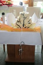 motýlkový dortík