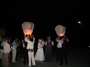 Lampionky sklidily velký úspěch!!!