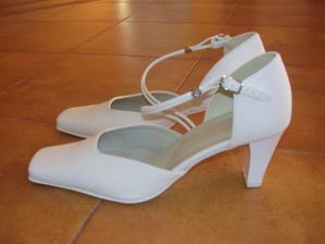 Moje svatební botky ...