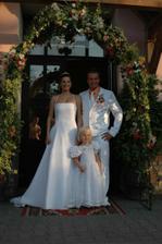 V bráně pro novomanžele