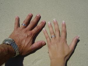 Naše prstýnky :)