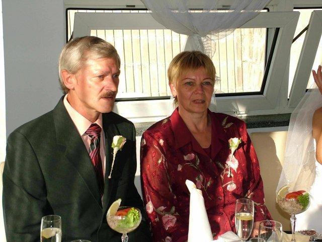 Evka{{_AND_}}Miško - moji rodičia