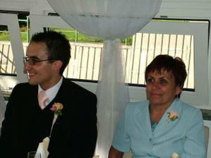...a s ďalšou mamkou... (už mám dve, hehe)