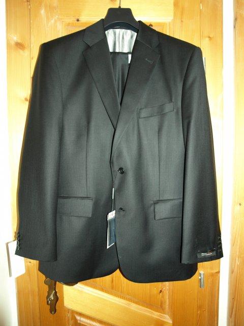 Deň D - Tento krásny oblek bude mať môj miláčik