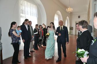 ...a nevěsta