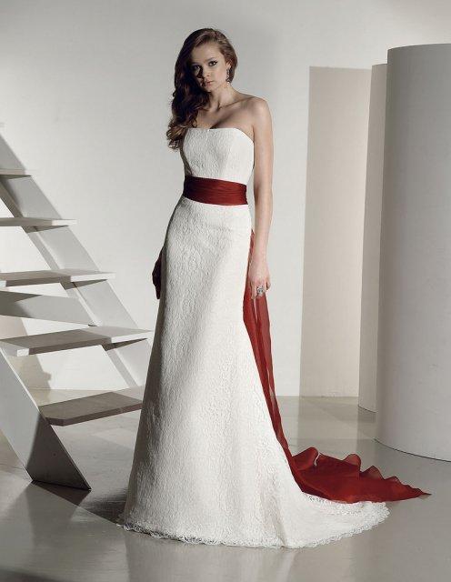 Krááásne červeno-biele šaty - Obrázok č. 72
