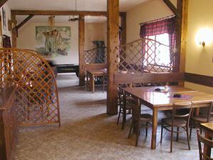 restaurace Na baště v Pze- Jahodnici, možný tip na svatební hostinu