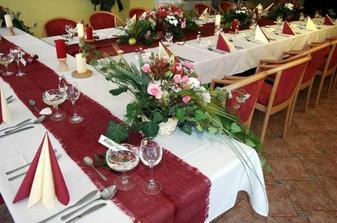 Svatební stůl IV.