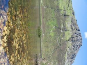 jezera....hory....vřes.... vše na Skye