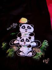 detail medvjedů i s nápisem :-)